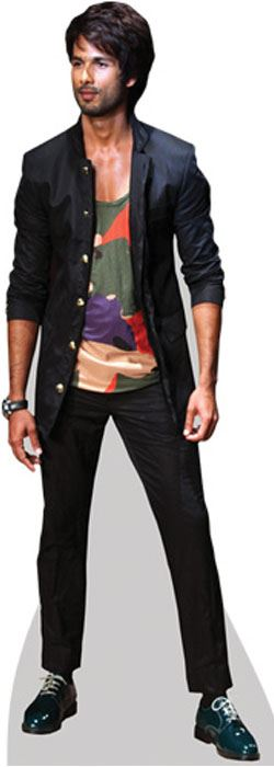Shahid-Kapoor-Cardboard-Cutout-lifesize-OR-mini-size-Standee-Stand-Up