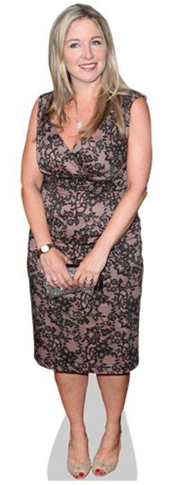 Victoria-Coren-Mitchell-Cardboard-Cutout-lifesize-mini-size-Standee-Stand-Up
