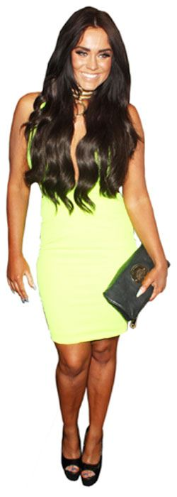 Vicky-Pattison-Cardboard-Cutout-lifesize-OR-mini-size-Standee-Stand-Up