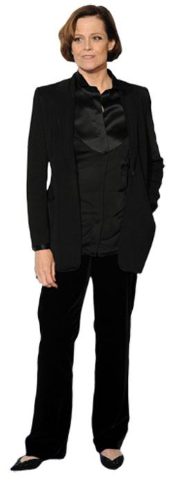 Sigourney-Weaver-Cardboard-Cutout-lifesize-OR-mini-size-Standee-Stand-Up