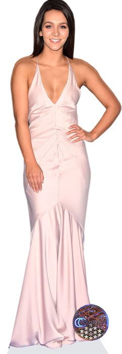 Nadine-Mulkerrin-Cardboard-Cutout-lifesize-OR-mini-size-Standee-Stand-Up