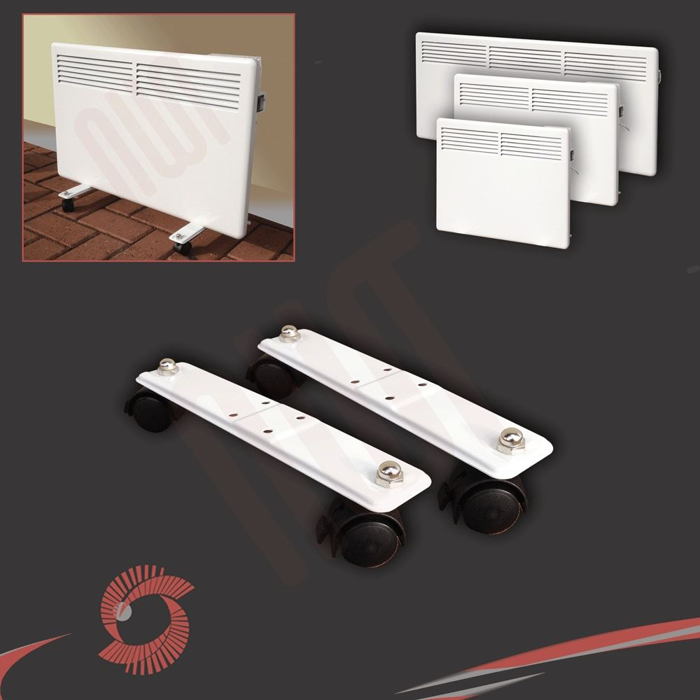 034 NOVA LIVE 034 Designer Electric Convector Panel