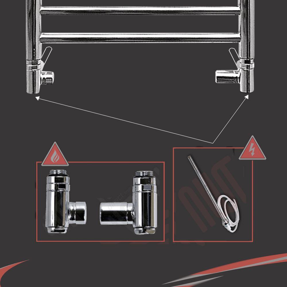 Dual fuel valve conversion kits for bathroom heated towel - Riscaldamento per bagno ...