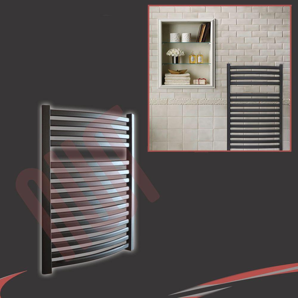 HUGE RANGE! Designer Heated Towel Rails Chrome Bathroom ...