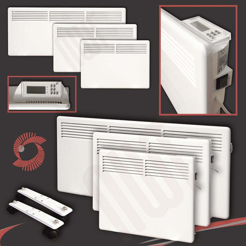 Quot Nova Live Quot Designer Electric Convector Panel Heaters