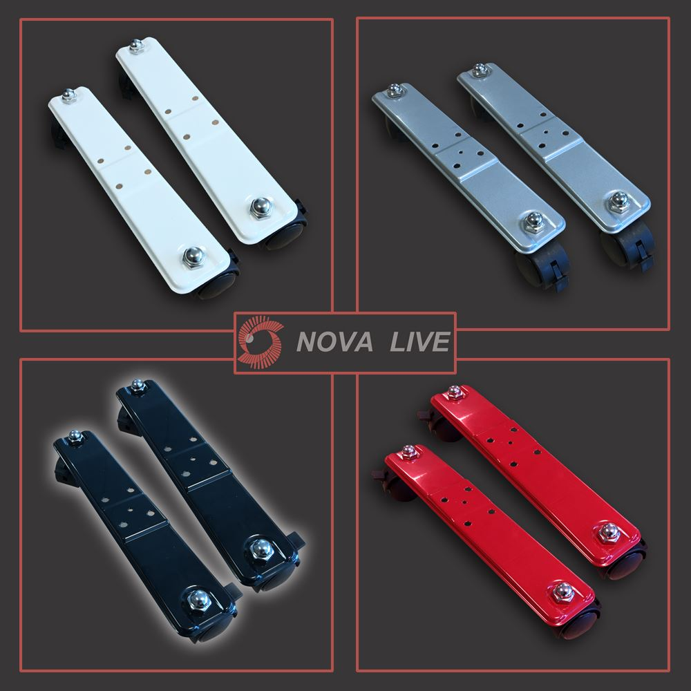 "Mural//Floor Standing /""NOVA LIVE S/"" ECO électrique compact Panel Heaters"