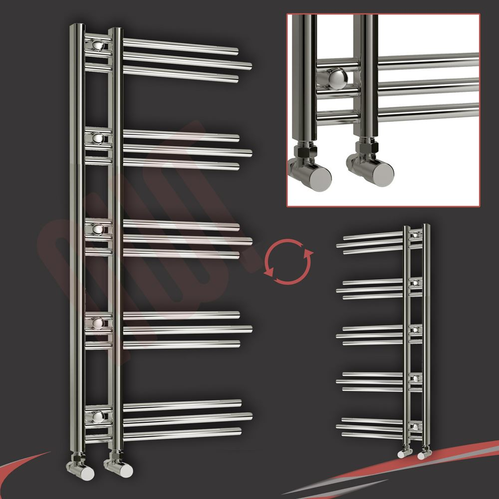 huge sale designer heated towel rails warmers bathroom. Black Bedroom Furniture Sets. Home Design Ideas
