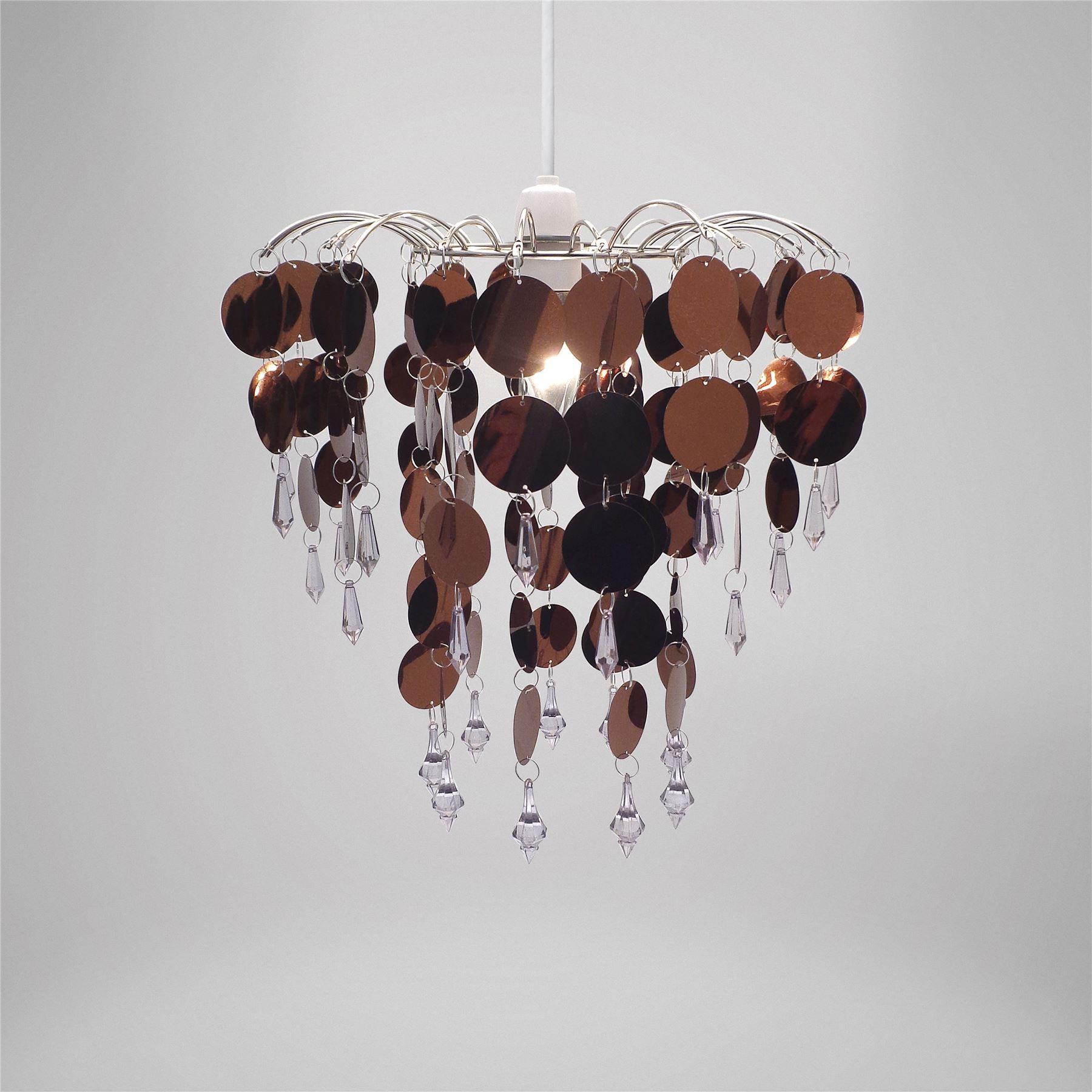 Easy fit chandelier ceiling pendant light shade 32 cm chic black easy fit chandelier ceiling pendant light shade 32 aloadofball Gallery