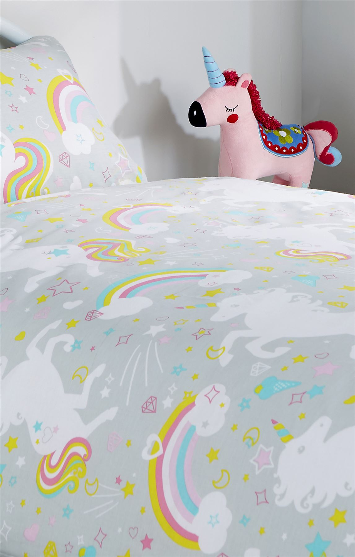 Home 187 unicorn quilt cover set return to previous page - Unicorn Duvet Cover Set Girls Quilt Cover Unicorn