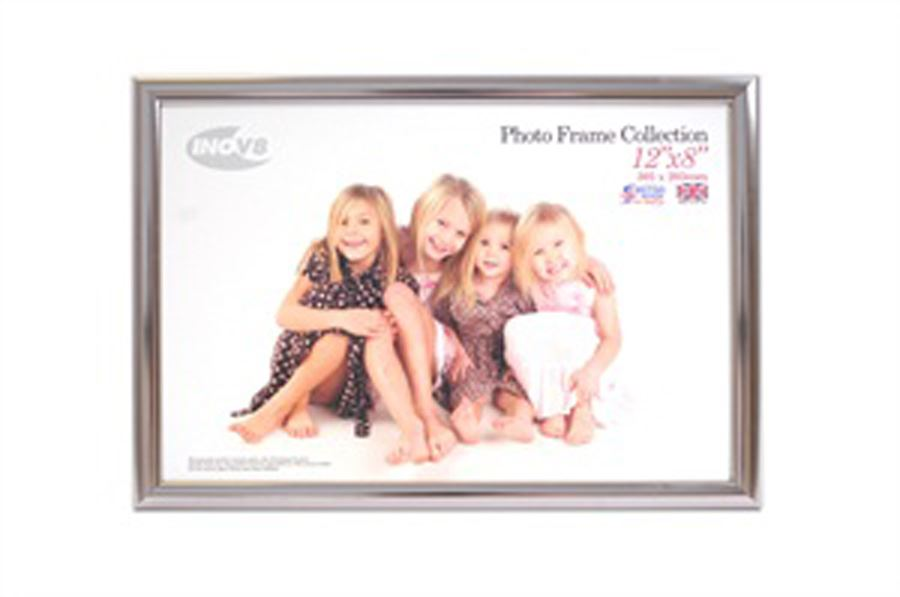 Inov8 British Made Traditional Picture/Photo Frame, 12x8-inch, Value ...