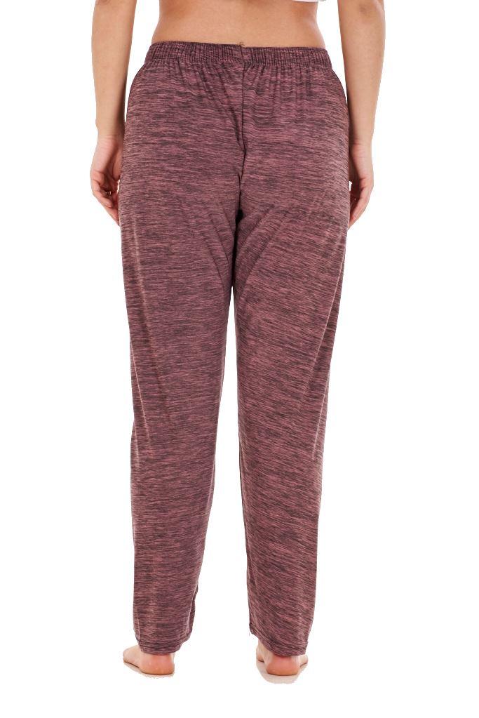 Ladies-Women-Trouser-Elasticated-Tapered-High-waist-ITY-Regular-Pants-Black thumbnail 25