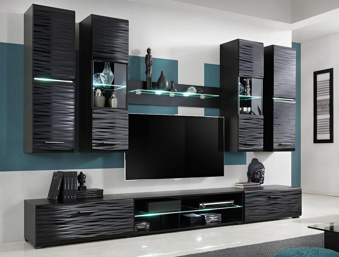Moderno soggiorno Set Armadio Stand TV Unità Mobili ...