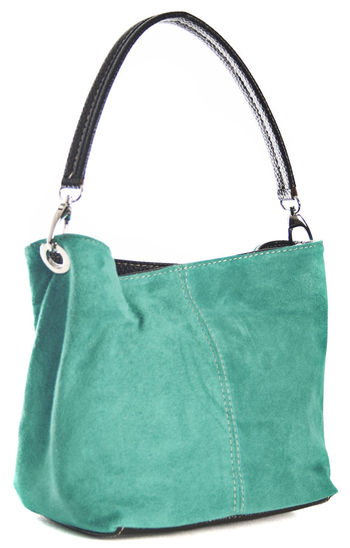 Big Handbag Shop Womens Mini Real Suede Leather Single ...