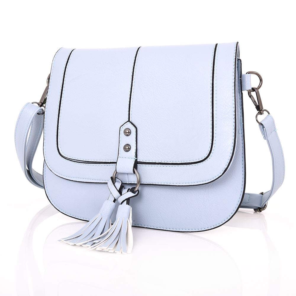 Womens-Designer-Style-Cross-Body-Bag-Ladies-Handbag-PU-Leather-Shoulder-Bag thumbnail 9