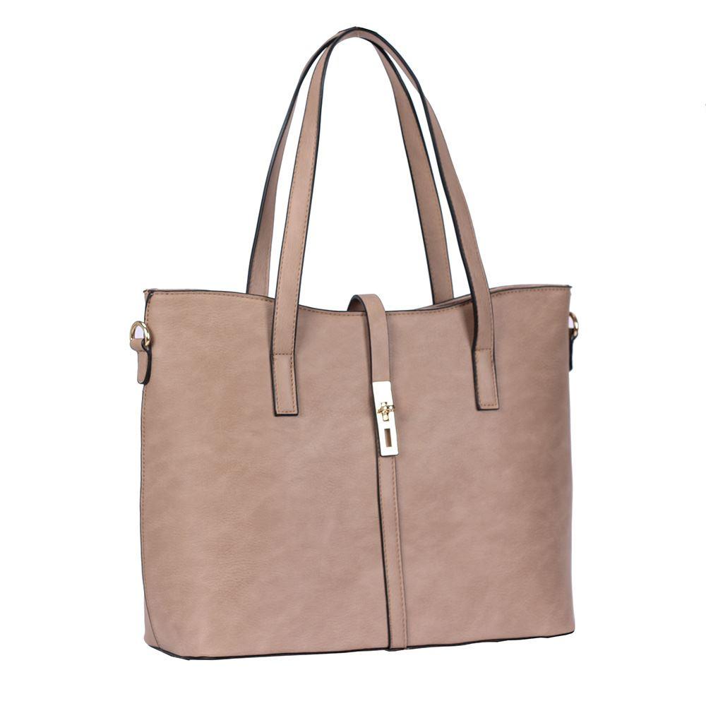 454c588f6 Womens Tote Bag Medium Size Girls Shoulder Strap Handbag Ladies ...