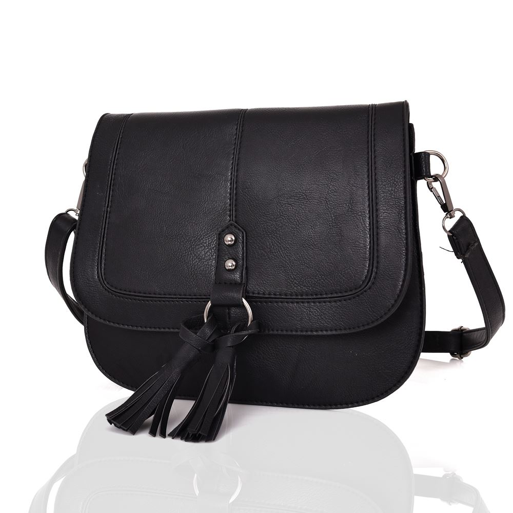 Womens-Designer-Style-Cross-Body-Bag-Ladies-Handbag-PU-Leather-Shoulder-Bag thumbnail 6