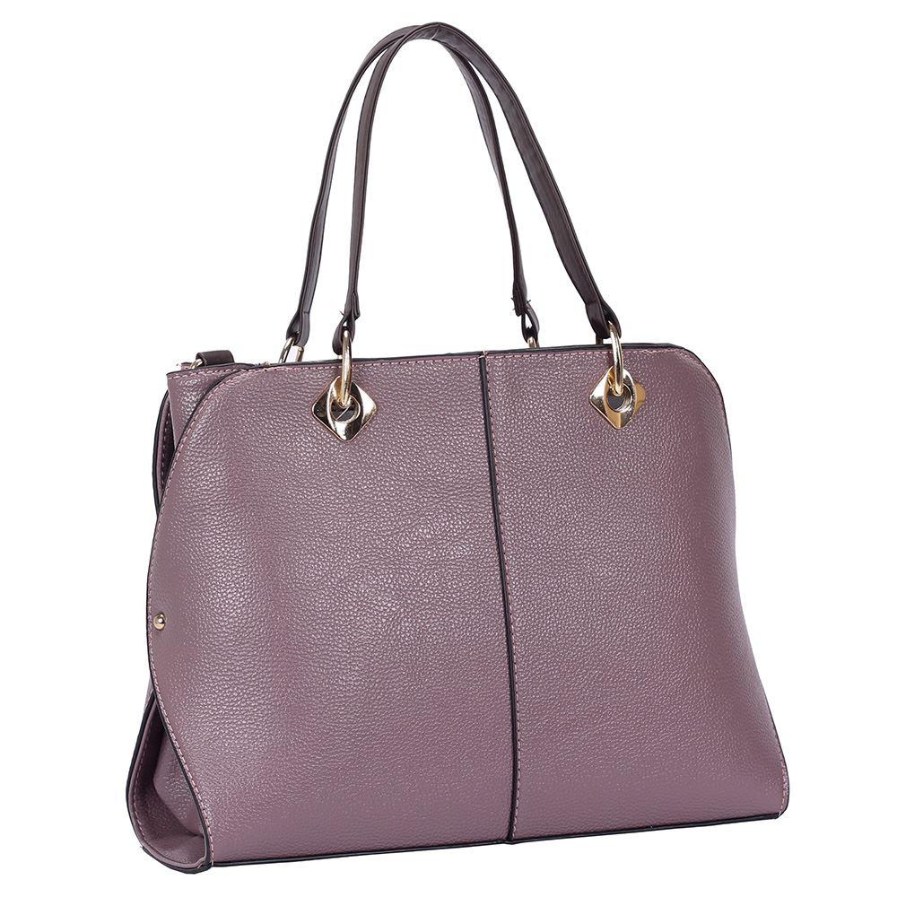 New Womens Designer Style Tote Bag Ladies Shoulder Bag Girls School ... 1feb0d88a5ade
