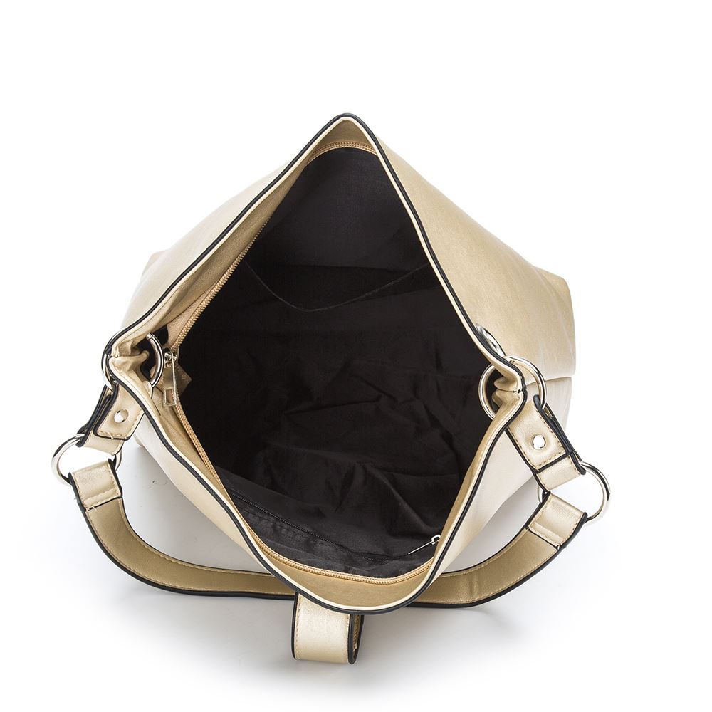 Women-039-s-Tote-Tassel-Ring-Handbag-Shoulder-Simple-Everyday-Bag thumbnail 10
