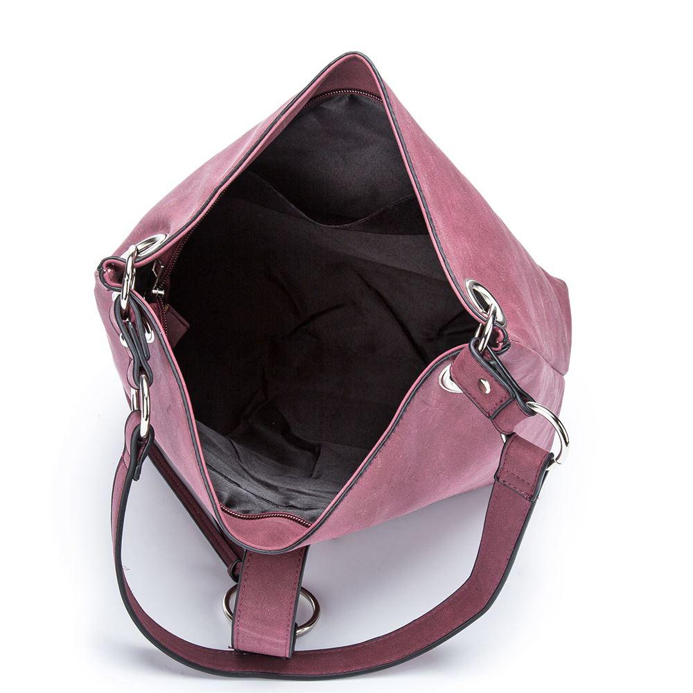 Women-039-s-Tote-Tassel-Ring-Handbag-Shoulder-Simple-Everyday-Bag thumbnail 13