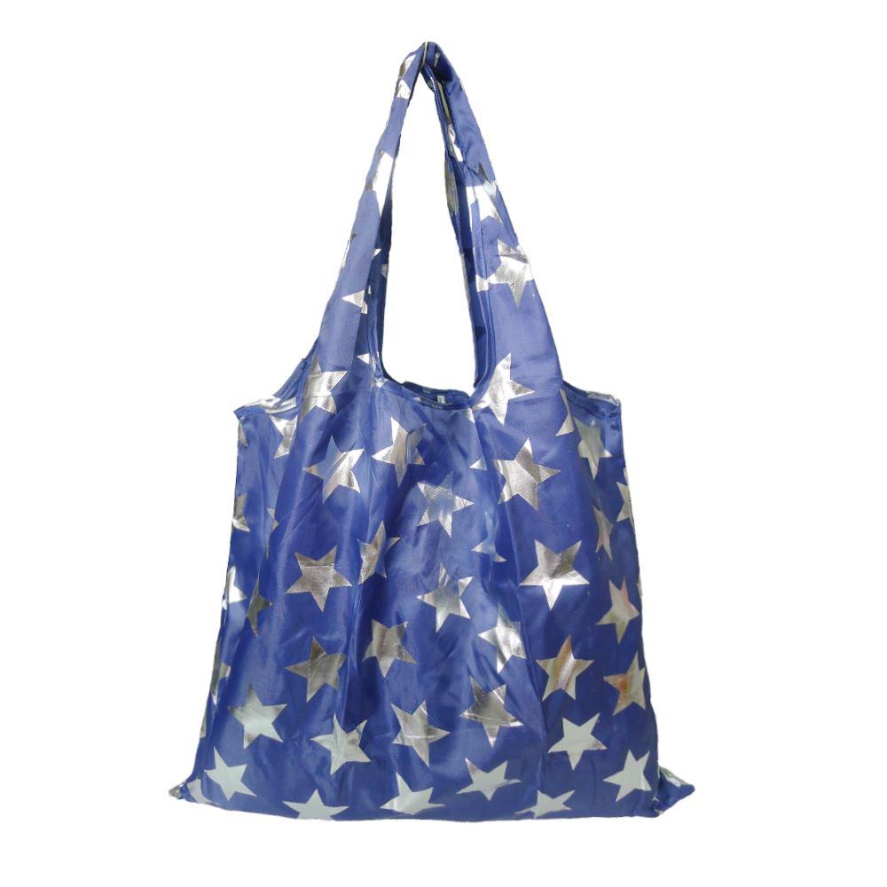 b5ea1abb71298 NEU-Damen-Faltbarer-Shopper-Tasche-Damen-wiederverwendbare-Einkaufstasche-