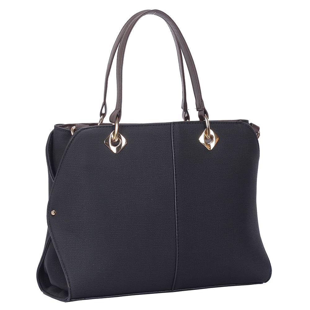 New Womens Designer Style Tote Bag Ladies Shoulder Bag Girls School Gym Bag 4b58e8c03e737