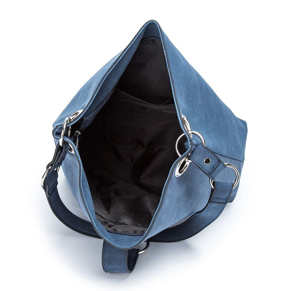Women-039-s-Tote-Tassel-Ring-Handbag-Shoulder-Simple-Everyday-Bag thumbnail 7