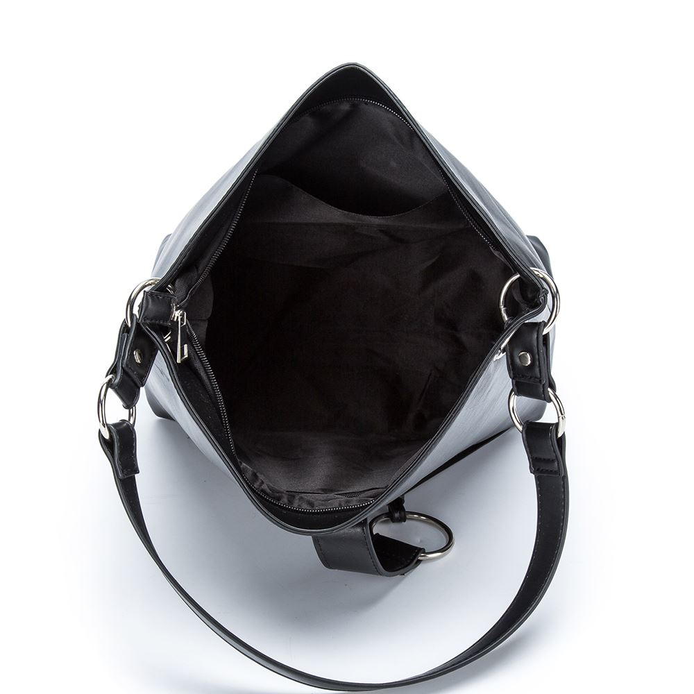 Women-039-s-Tote-Tassel-Ring-Handbag-Shoulder-Simple-Everyday-Bag thumbnail 4
