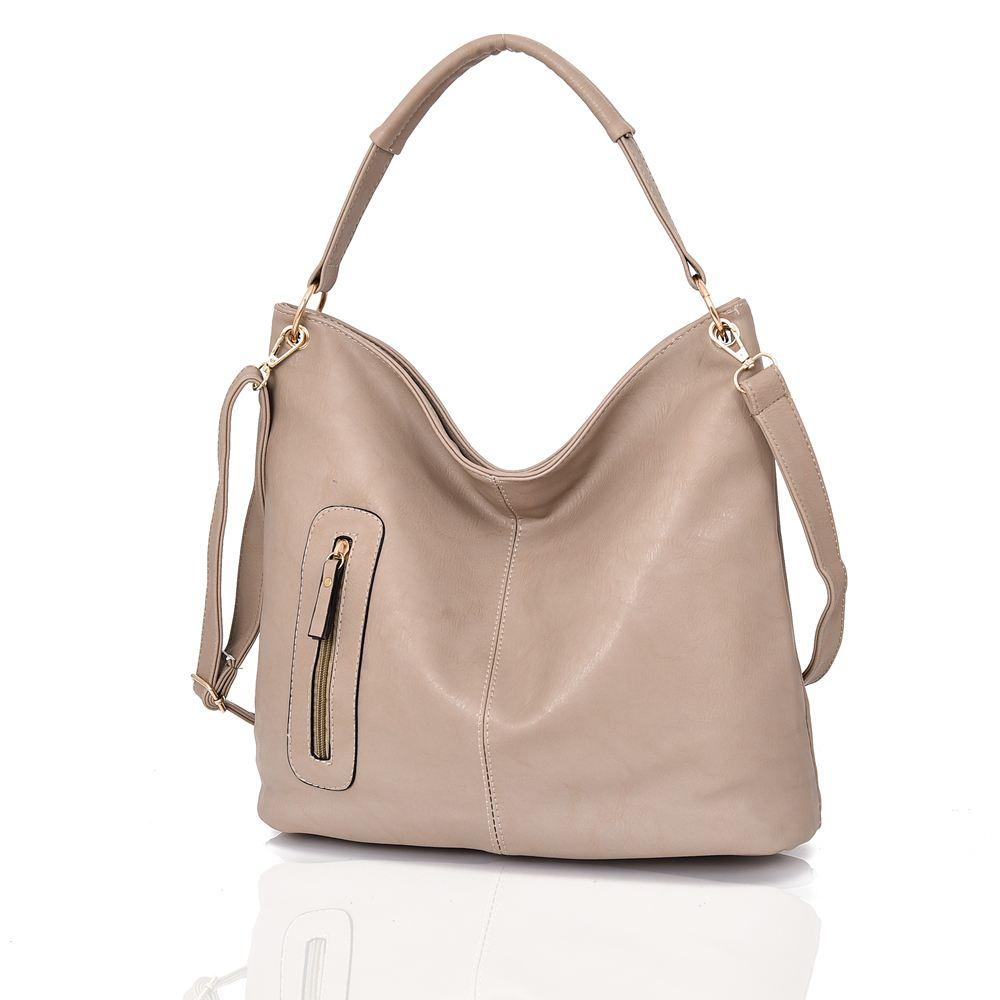 Womens-Large-Designer-Style-Tote-Bag-New-Shoulder-Handbag-Cross-Body-Shopper-Bag miniatuur 3