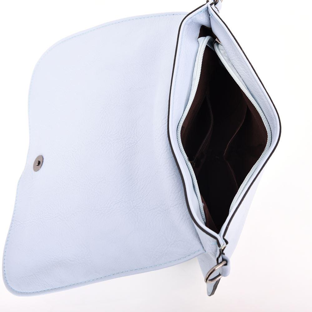 Womens-Designer-Style-Cross-Body-Bag-Ladies-Handbag-PU-Leather-Shoulder-Bag thumbnail 10