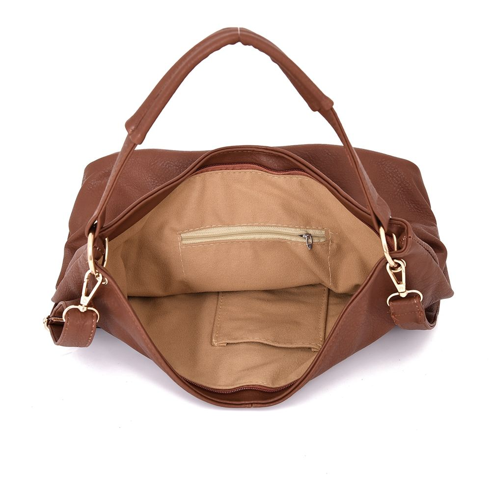 Womens-Large-Designer-Style-Tote-Bag-New-Shoulder-Handbag-Cross-Body-Shopper-Bag miniatuur 14