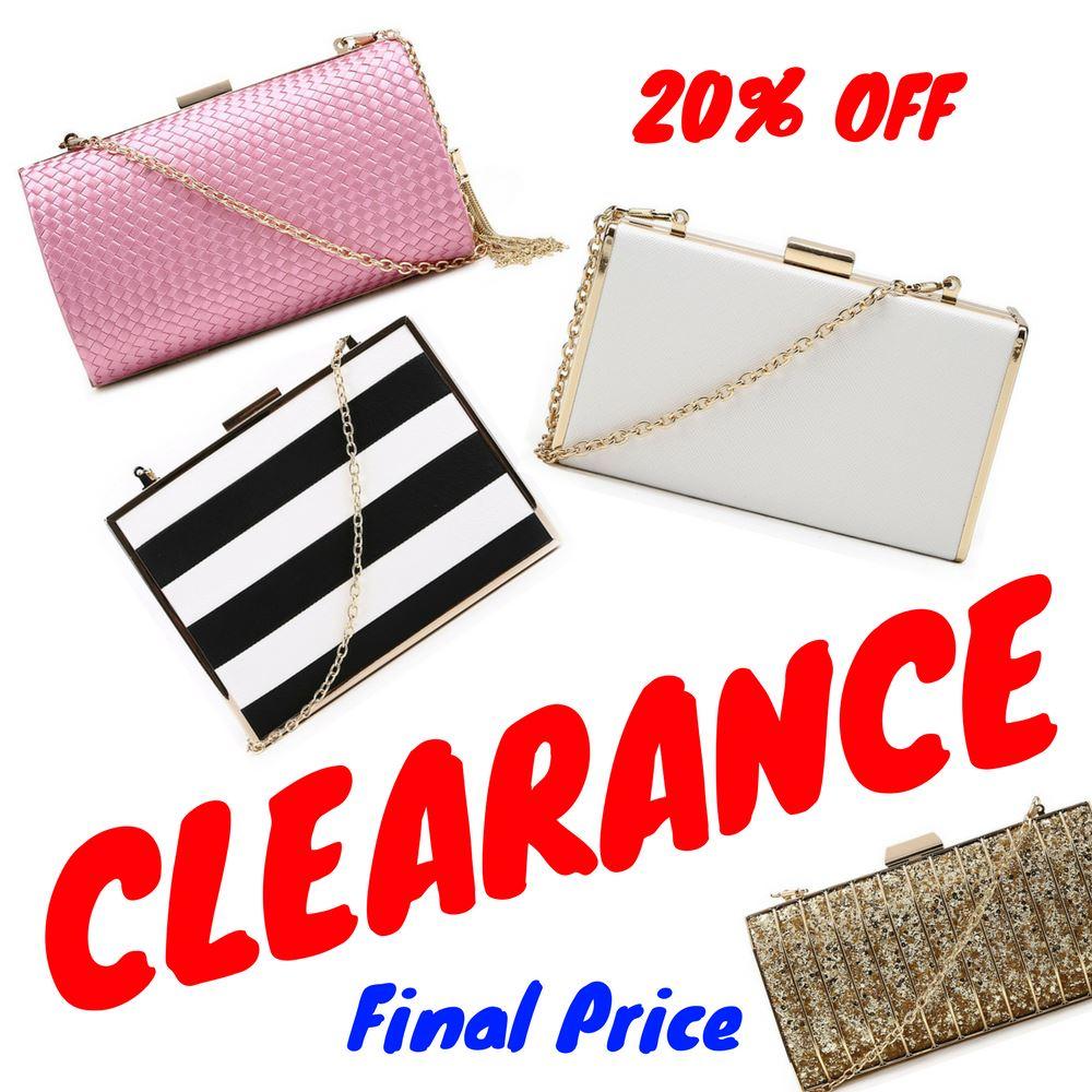 20% OFF Womens Evening Bag Sale Ladies Clutch Bag Clearance Women s Handbag  Sale 3700558ae862d