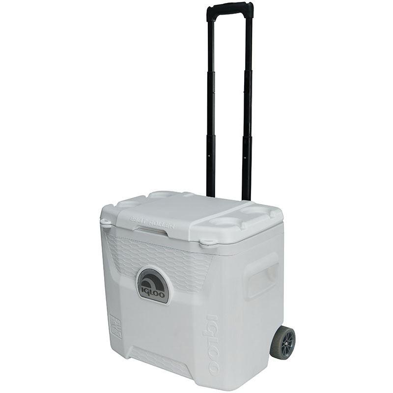 IGLOO MARINE ULTRA QUANTUM 28 COOLER ROLLER PORTABLE ICE COOL BOX *FAST DEL*