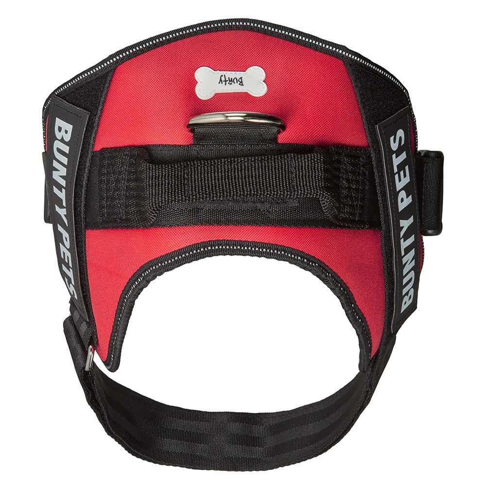 Bunty-Strong-Comfortable-Fabric-Dog-Puppy-Pet-Adjustable-Harness-Power-Outdoor thumbnail 16