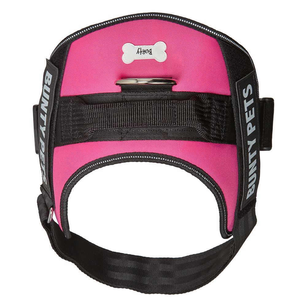 Bunty-Strong-Comfortable-Fabric-Dog-Puppy-Pet-Adjustable-Harness-Power-Outdoor thumbnail 13