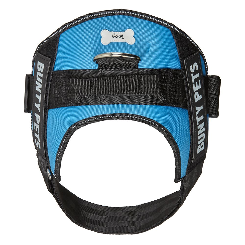 Bunty-Strong-Comfortable-Fabric-Dog-Puppy-Pet-Adjustable-Harness-Power-Outdoor thumbnail 7