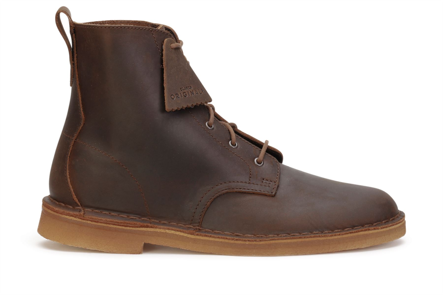 Details about Clarks Originals Men's Desert Mali Boots Beeswax Leather 26137705