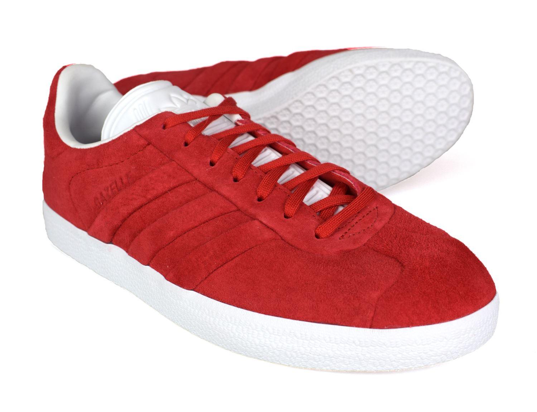 gazelles adidas rouge