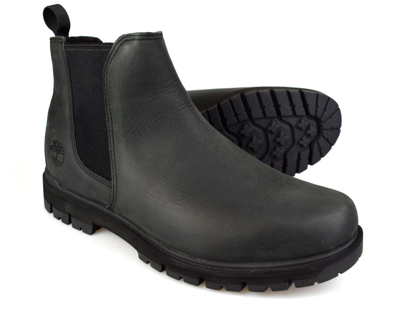 Timberland Radford Dark Grey Leather