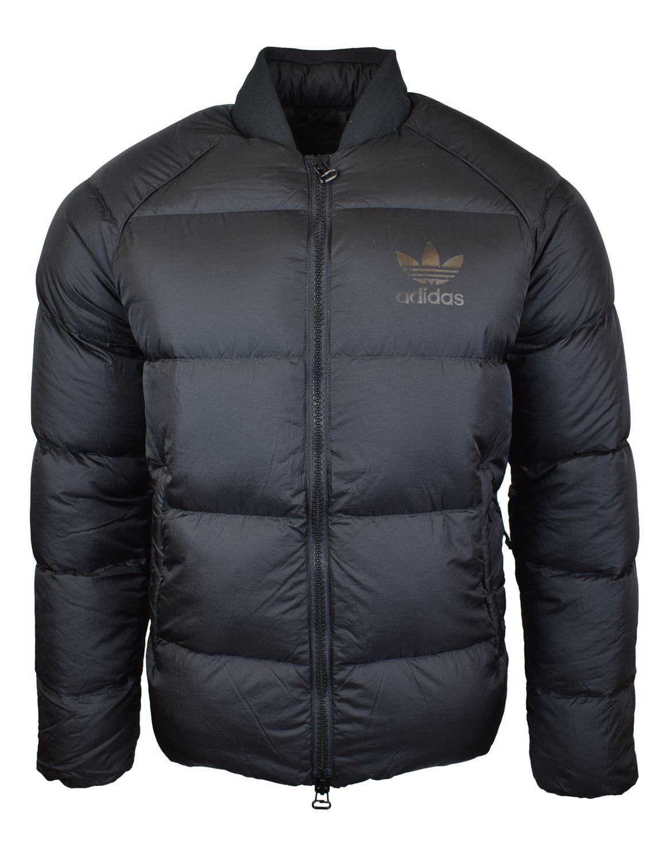 adidas Originals Superstar Down Jacket | Schwarz