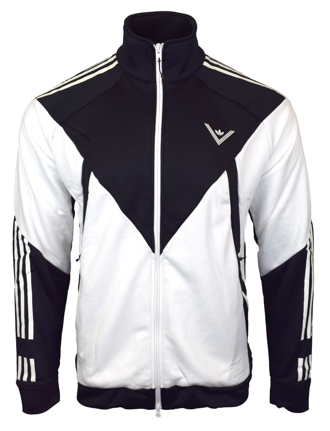 Details about Adidas White Mountaineering Black Track Top BQ4127
