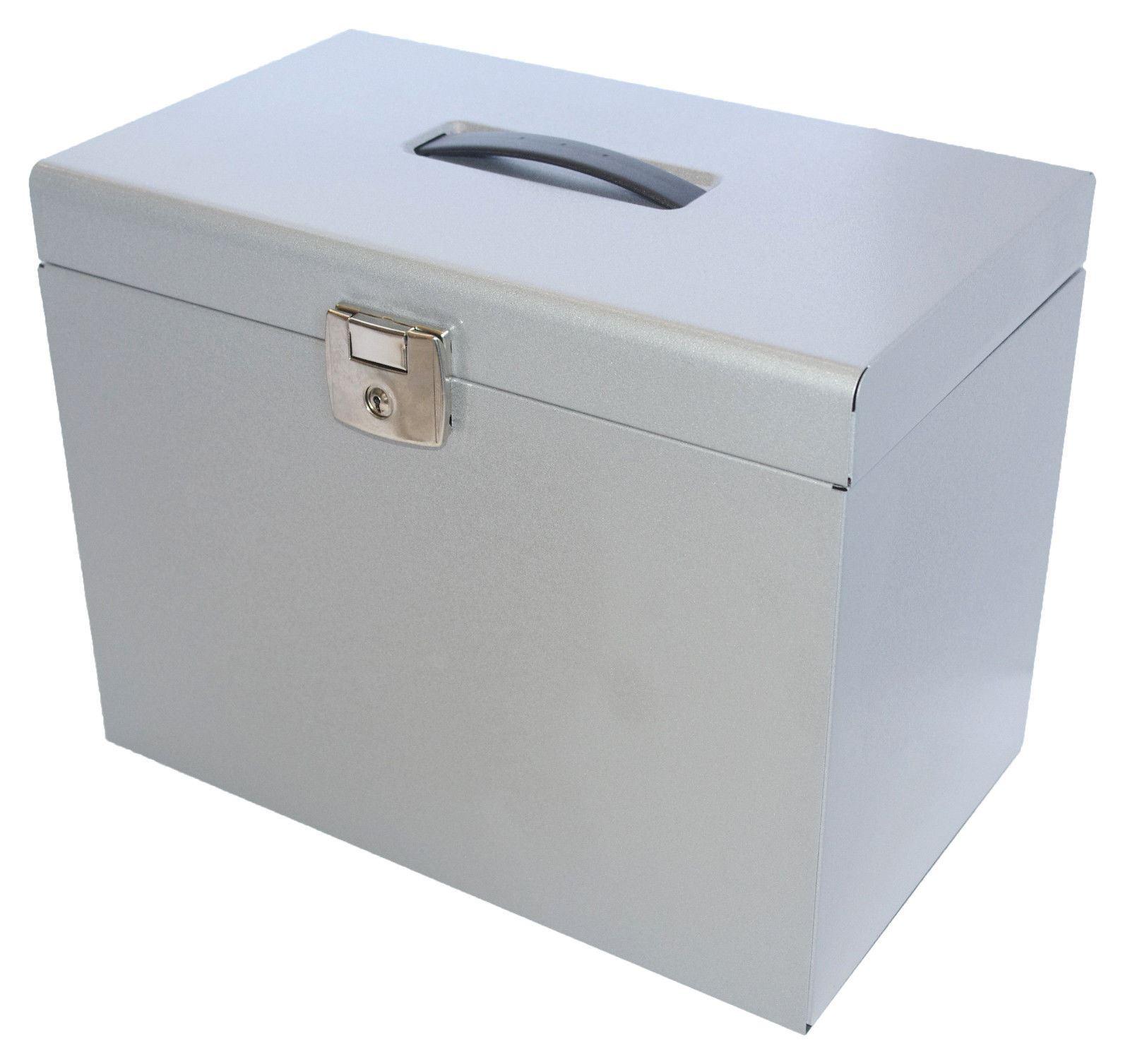 office file box. A4-Metal-File-Filing-Box-Home-Office-Storage- Office File Box E