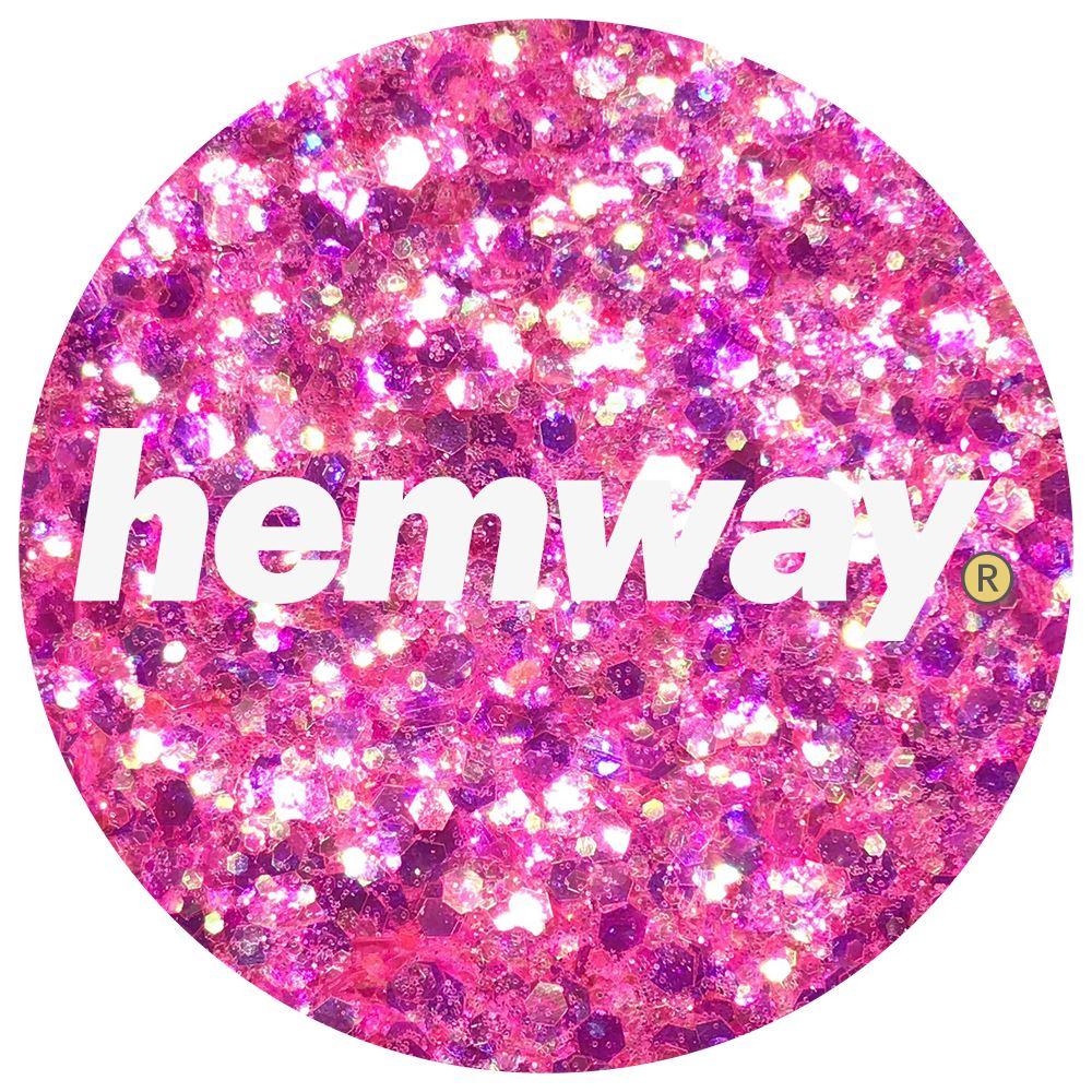 Hemway-Festival-Brillo-Copo-de-Disco-Grueso-Decorativo-Grande-Mezcla-Traje-De-La-Danza miniatura 64