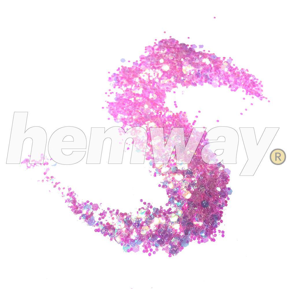 Hemway-Festival-Brillo-Copo-de-Disco-Grueso-Decorativo-Grande-Mezcla-Traje-De-La-Danza miniatura 131