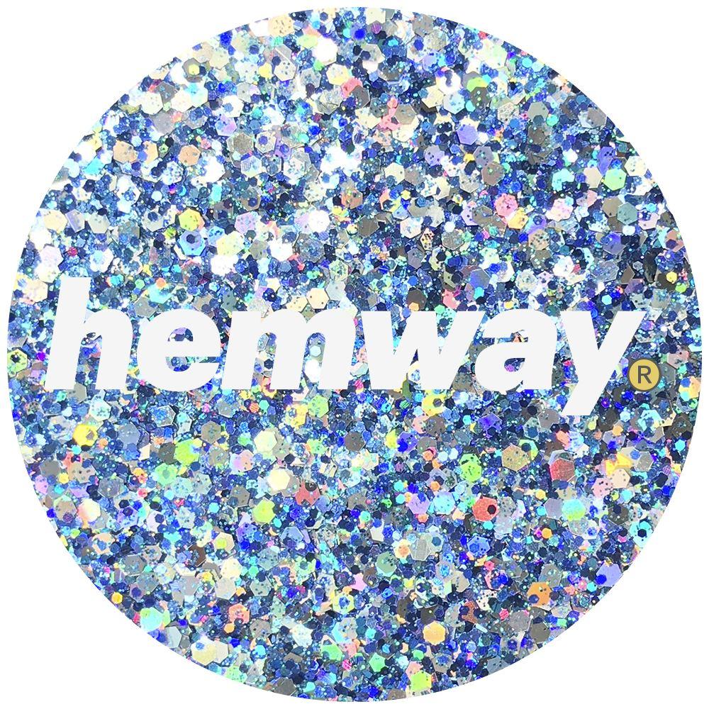 Hemway-Festival-Brillo-Copo-de-Disco-Grueso-Decorativo-Grande-Mezcla-Traje-De-La-Danza miniatura 111