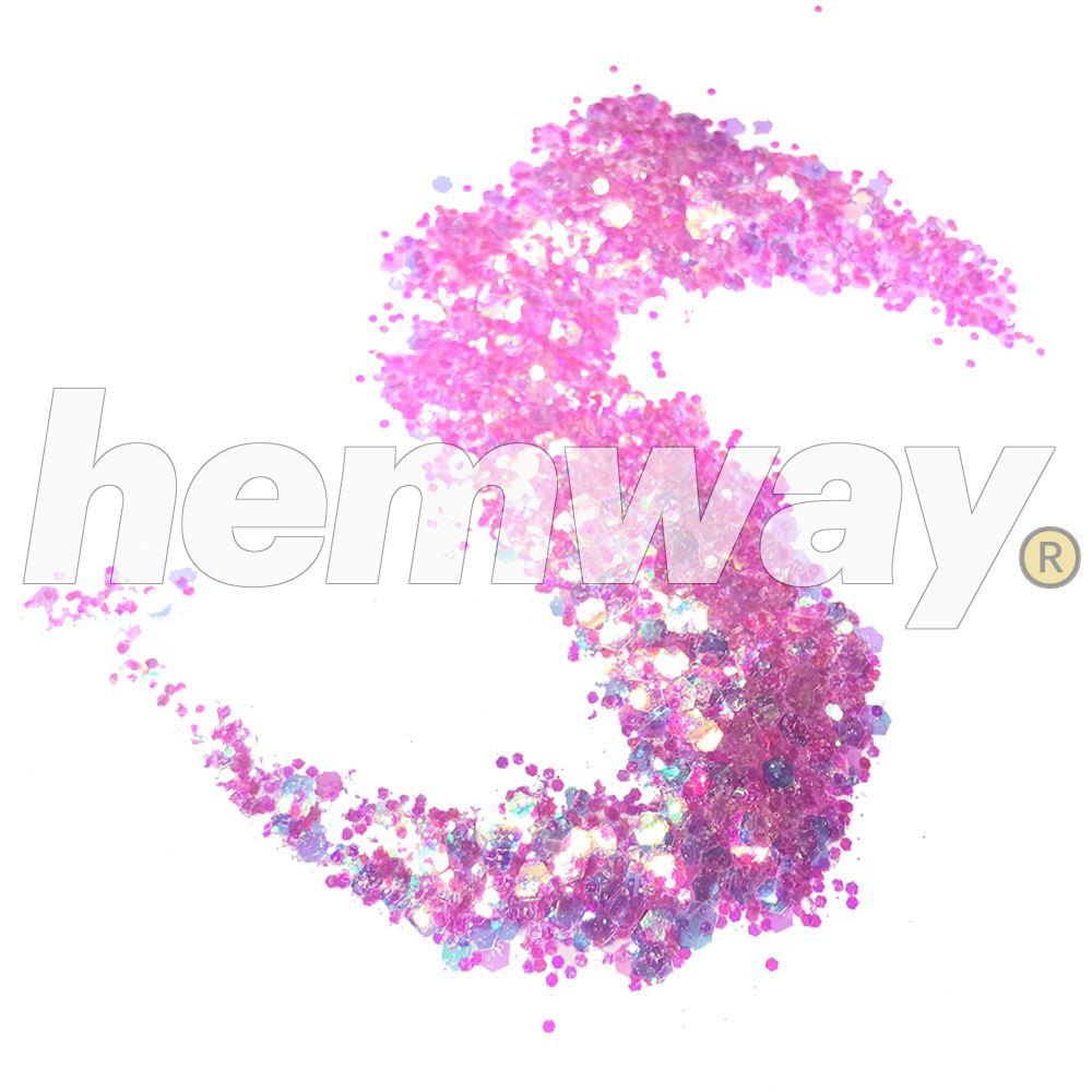 Hemway-Festival-Brillo-Copo-de-Disco-Grueso-Decorativo-Grande-Mezcla-Traje-De-La-Danza miniatura 87