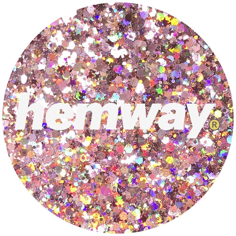 Hemway-Festival-Brillo-Copo-de-Disco-Grueso-Decorativo-Grande-Mezcla-Traje-De-La-Danza miniatura 100