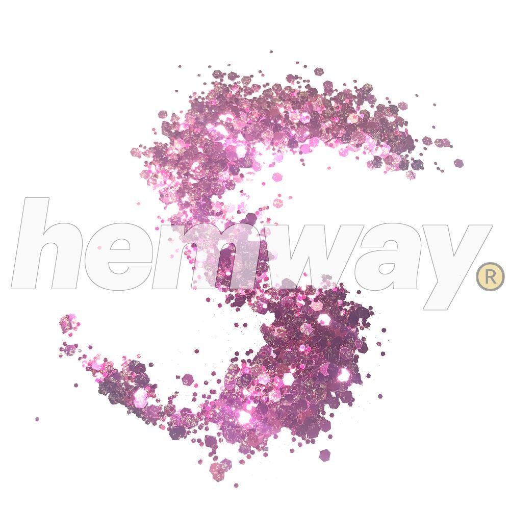 Hemway-Festival-Brillo-Copo-de-Disco-Grueso-Decorativo-Grande-Mezcla-Traje-De-La-Danza miniatura 19