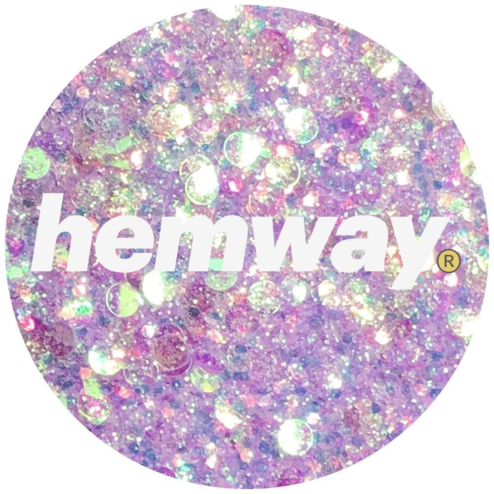 Hemway-Festival-Brillo-Copo-de-Disco-Grueso-Decorativo-Grande-Mezcla-Traje-De-La-Danza miniatura 72