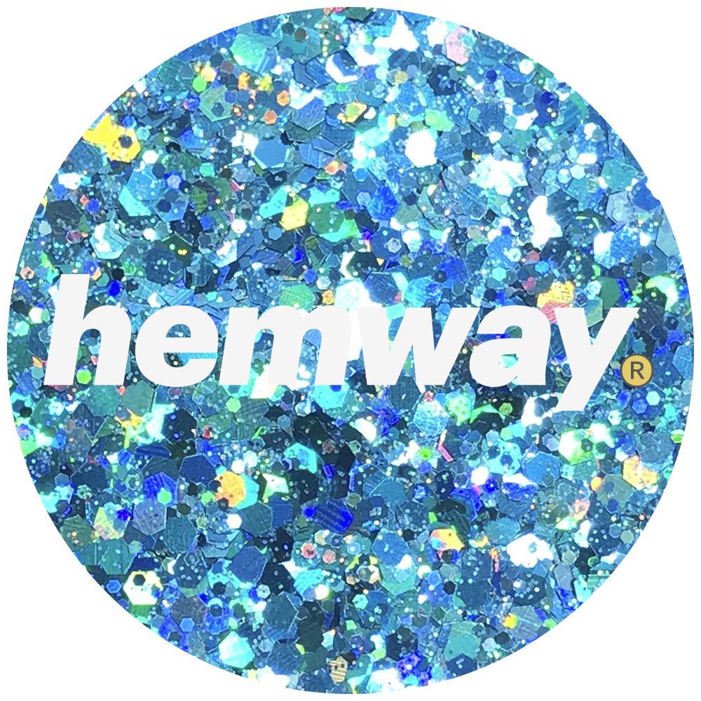 Hemway-Festival-Brillo-Copo-de-Disco-Grueso-Decorativo-Grande-Mezcla-Traje-De-La-Danza miniatura 124