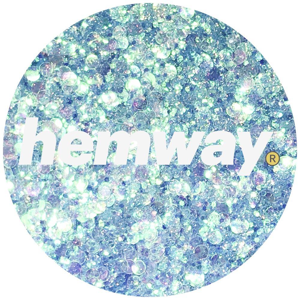 Hemway-Festival-Brillo-Copo-de-Disco-Grueso-Decorativo-Grande-Mezcla-Traje-De-La-Danza miniatura 68